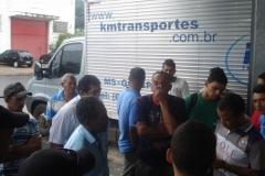 Reunião KM Transportes