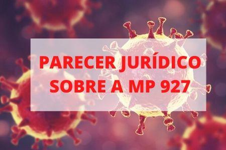 IMPACTO MP 927/2020 NAS NEGOCIAÇÕES COLETIVAS 2020.