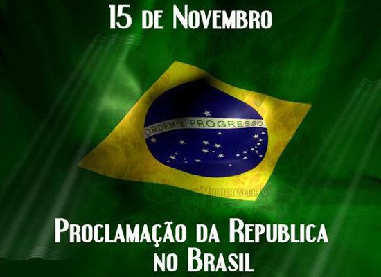 PROCLAMAÇÃO DA REPUBLICA NO BRASIL